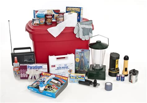 home safety and disaster preparedness american