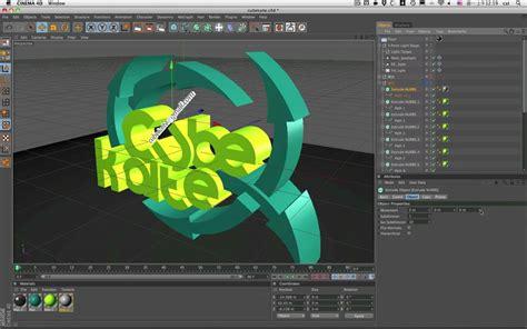 logo illustrator cinema 4d logo illustrator cinema 4d
