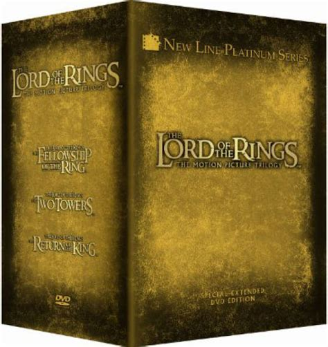 s es ring trilogy books the lord of the rings extended edition trilogy 12 discs