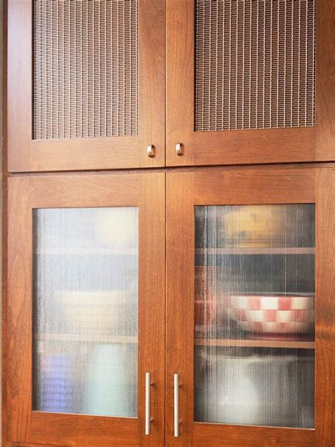 88 Best Images About Kitchen Cabinets On Pinterest Oak Cabinet Door With Glass Insert