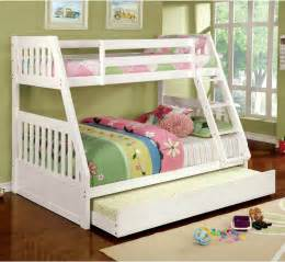 Full Beds With Trundle Top 10 Types Of Twin Over Full Bunk Beds Buying Guide