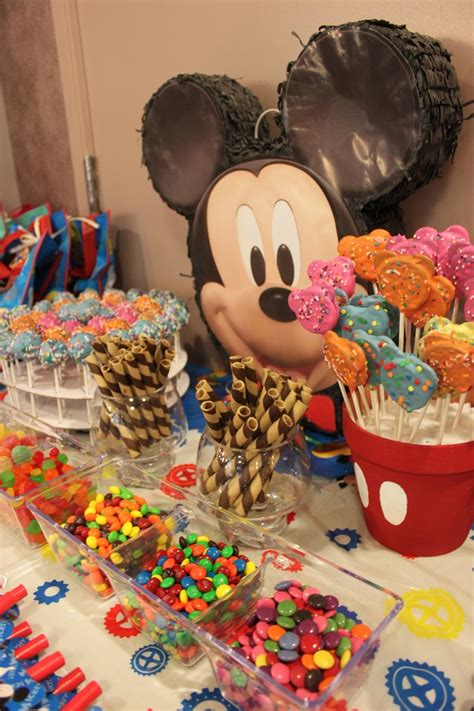 Dy Buffet Fun Filled Goo S For Kids Mickey Mouse