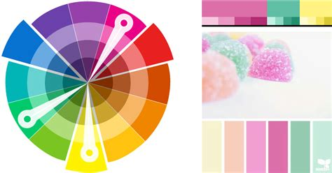 split complementary color scheme colour theory properties and harmonies part 1 choosing the right colour scheme for your