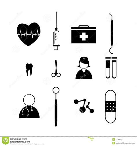 imagenes de herramientas medicas ferramentas m 233 dicas foto de stock imagem 31789510