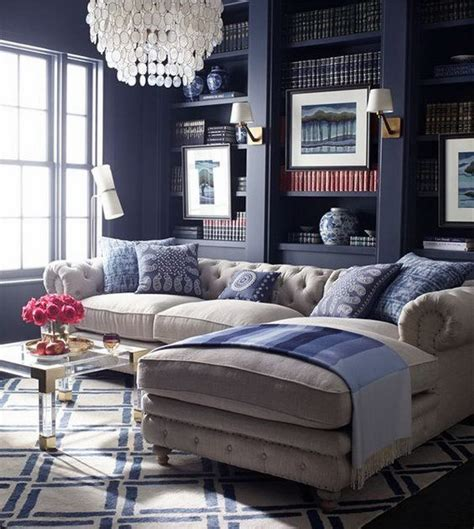 And Navy Living Room by Beautiful Living Room Colors Part 2