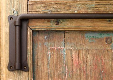 swinging curtain rods for doors swinging arm curtain rod also the door is awesome