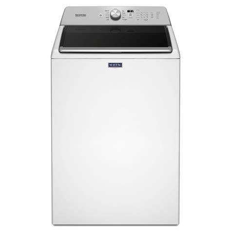 maytag 4 7 cu ft high efficiency top load washer with