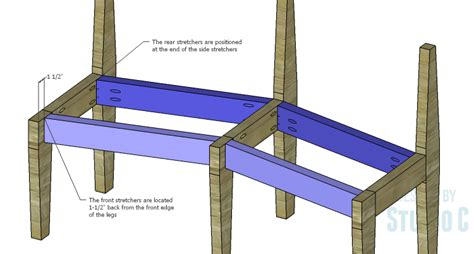 diy curved bench diy plans to build a curved seat bench