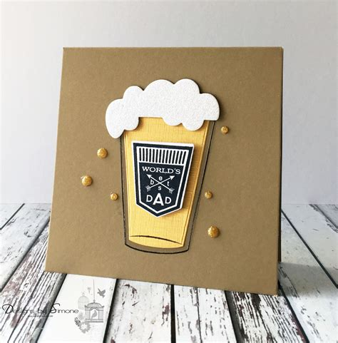 World Of Beer Gift Card - designs by simone world s best dad beer