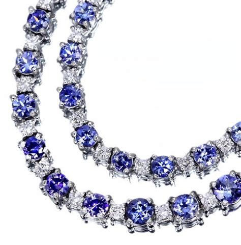 benitoite necklace 16 best benitoite images on gemstones gems