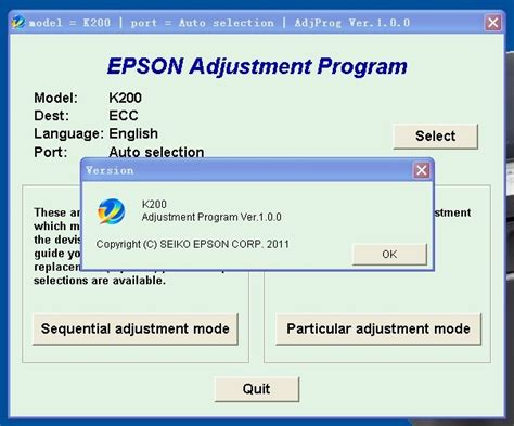 adjustment program epson r290 epson adjustment program epson px710w ink