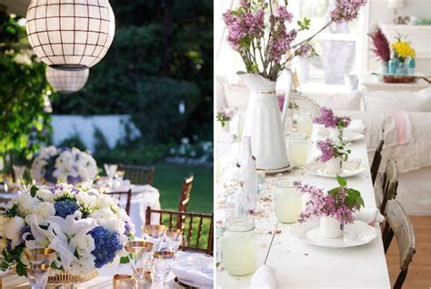 How to decorate for a home wedding