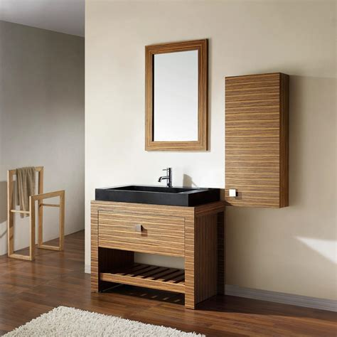 39 bathroom vanity 39 quot knox bathroom vanity zebra wood bathroom vanities bath kitchen and beyond
