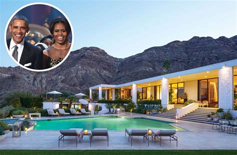 obama home president obama in palm springs see the vacation house