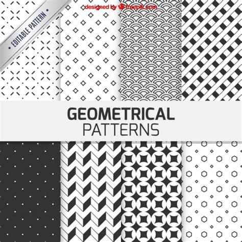 pattern para ai padr 245 es geom 233 tricos na cor preto e branco white patterns