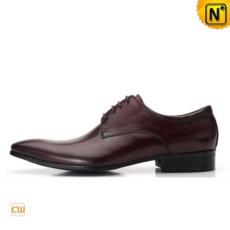 mens dress shoes oxford mens distressed leather oxford dress shoes cw762011