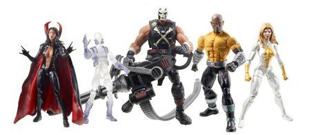 Mainan Deadpool Figure Marvel Legends Recast high resolution hasbro sdcc 2013 exclusive photos the