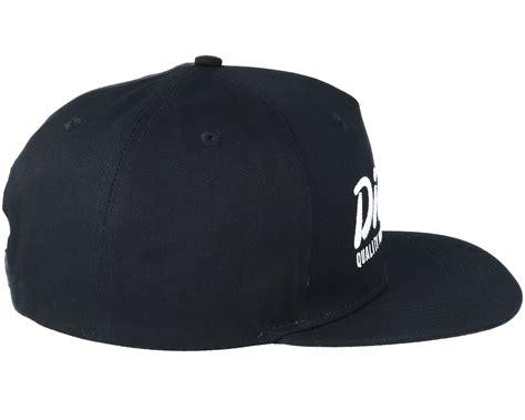 Snapback Dickies D01 Bighel Shop donora black snapback dickies hem hatstore co uk