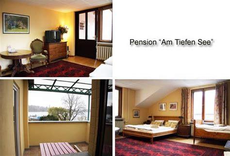 Zimmer Mit Violetten Wänden by Pension Am Tiefen See Weitere Fotos Salon