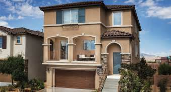 new homes in las vegas mountains edge monterey ranch the groves new home