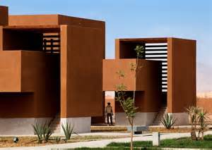 Home Decor From Recycled Materials morocco s guelmim technology school is red like the sahara