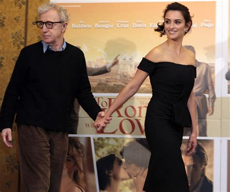Penelope To In New Woody Allen by Penelope And Woody Allen Promote Their New To