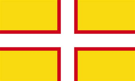 flags of the world red with white cross flag of dorset wikipedia
