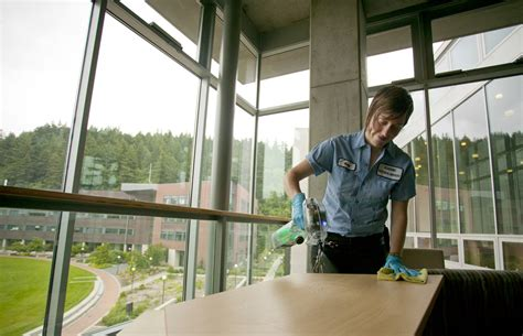 Western Washington Academic Calendar Wwu Custodians To Begin Cleaning With Ionized Tap Water