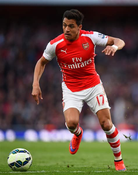alexis sanchez vs southton alexis sanchez photos photos arsenal v sunderland