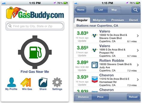 gasbuddy app for android money saving apps gasbuddy quizzle