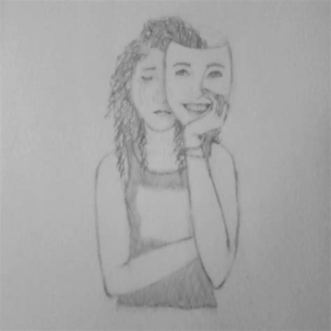 Drawing Your Feelings by Pin By Priscilla Camacho On Masks Many Of Us Wear One