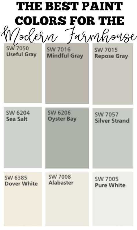 home decorating paint colors best 25 farmhouse paint colors ideas on hgtv