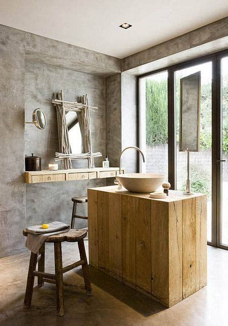 rustic chic bathroom ideas rustic chic bathroom cozy home pinterest