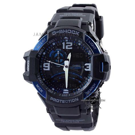 Jam Tangan Gshock Ga 1000 Hitam harga sarap jam tangan g shock ga 1000 2b gravitymaster