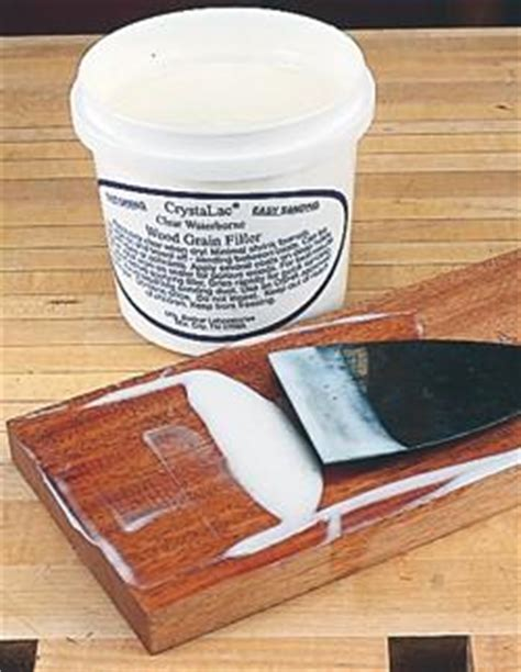 Wood Grain Filler For Wood How To Build A Amazing Diy