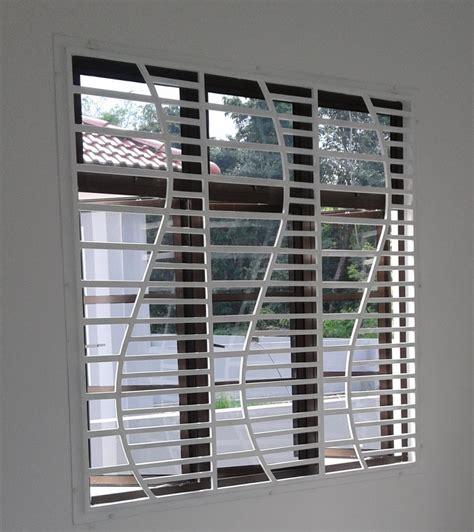 powder coated mild steel window grille mhs global resources