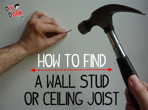 Diy I Want That Stud Finder Diy Projects How To Find A Stud In The Ceiling
