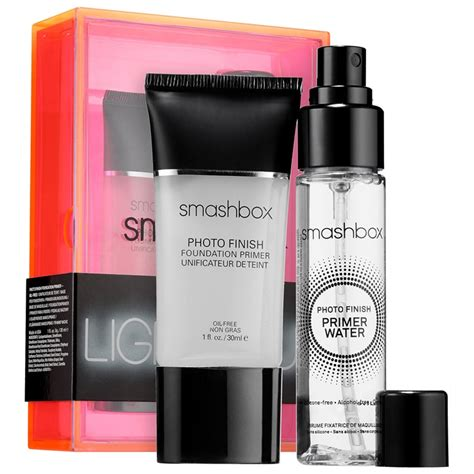 smashbox holiday 2016 with the new light it up l a lights