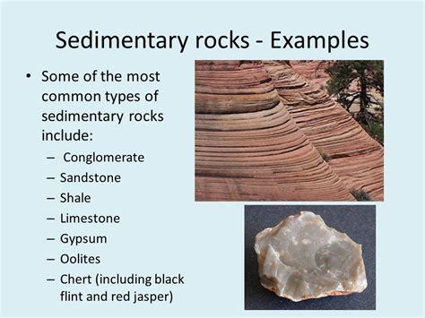 types of rocks 3 types of rocks ppt