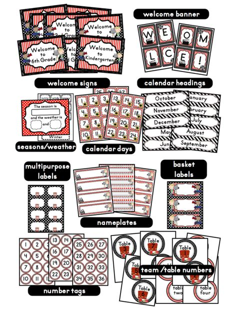 printable hollywood decorations clutter free classroom hollywood theme classrooms 2011