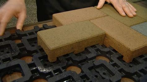 recycled patio pavers roofing pavers repurposedmaterials insulated concrete paver
