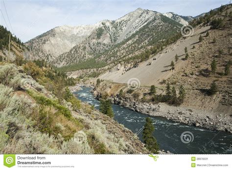 canada british columbia fraser valley lytton stock