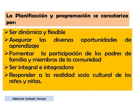 planificacion curricular 2016 inicial planificaci 211 n curricular nivel inicial