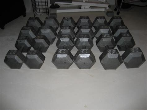 60 lb dumbbell bench press weights