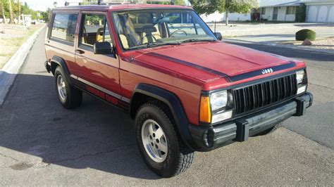 jeep wrangler chief for sale 1988 jeep chief for sale