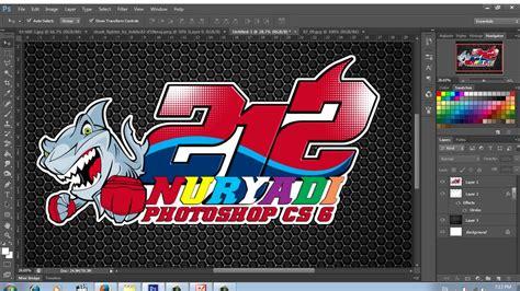 gambar desain nomer star cara desain stiker nomor star racing youtube