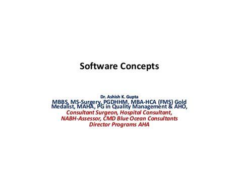 Mba Hca Fms by Mis Software Concepts Dr Ashish K Gupta