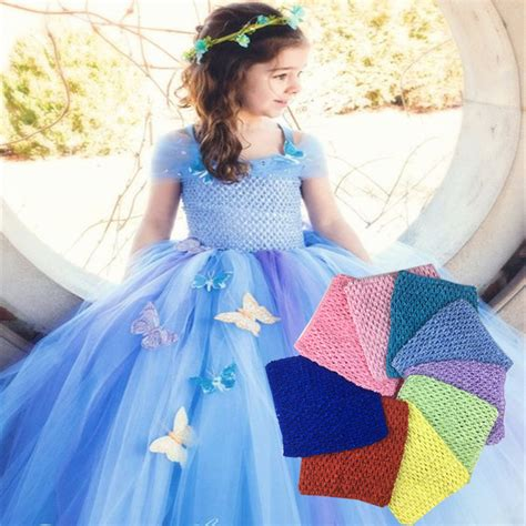 Rok And Bab Stitching Woven Skirt 20x23cm tulle spool crochet tutu tops baby chest wrap infant sewing knit fabric headband