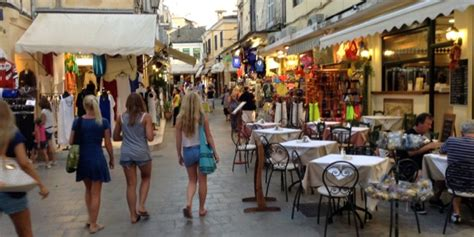 cheap holidays to corfu town corfu greece cheap all