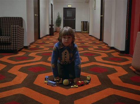 shining rug the shining how the kubrick carpet trick works idyllopuspress presents